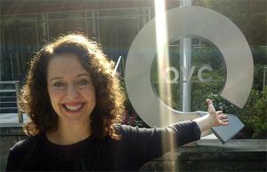 Ingrid Saxon, QVC